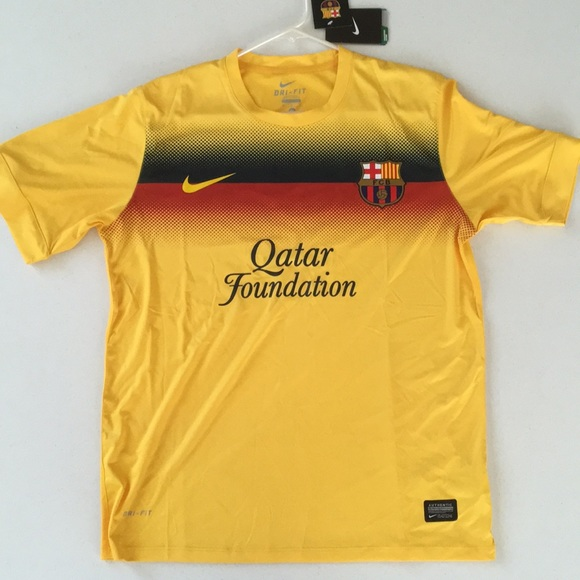 Nike Other - Barca soccer jersey